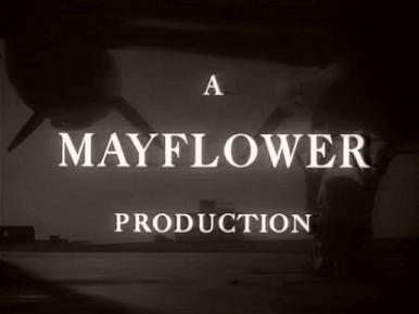 Main title from Appointment in London (1953) (3). A Mayflower Production