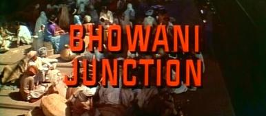 Main title from Bhowani Junction (1956)