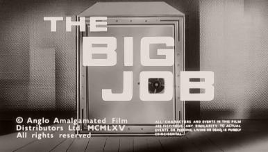 Main title from The Big Job (1965) (3)