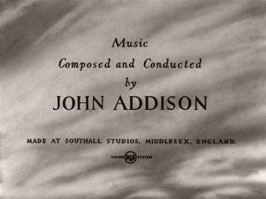 Main title from Brandy for the Parson (1952) (6).  Music composed and conducted by John Addison.  Mad at Southall Studios Middlesex, England.  RCA sound system