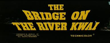 Main title from The Bridge on the River Kwai (1957) (6)