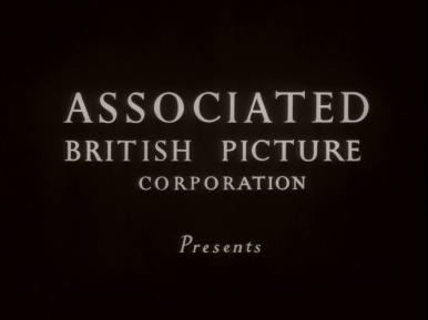 Main title from Brighton Rock (1948) (1).  Associated British Picture Corporation presents