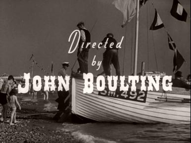Main title from Brighton Rock (1948) (14).  Directed by John Boulting