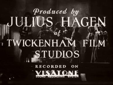 The Broken Melody (1934) opening credits (2)