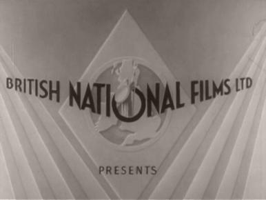 Main title from The Butler's Dilemma (1943) (2).  British National Films Ltd presents