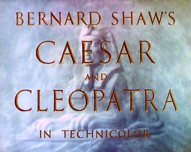 Screenshot from Caesar and Cleopatra (1945) (1)