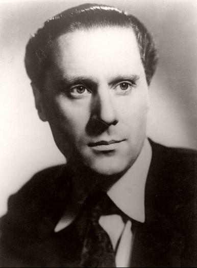 British director Carol Reed, perhaps best known for his work on The Third Man (1949)