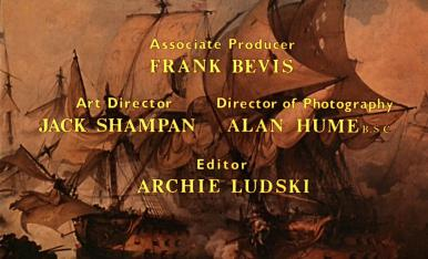 Main title from Carry on Jack (1964) (9)