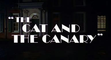 Main title from The Cat and the Canary (1978) (12)