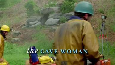 Main title from the 2006 'The Cave Woman' episode of Dalziel and Pascoe (1996-2007) (7)