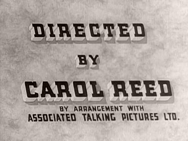 Main title from Climbing High (1938) (4)  Directed by Carole Reed by arrangement with Associated Talking Pictures Ltd