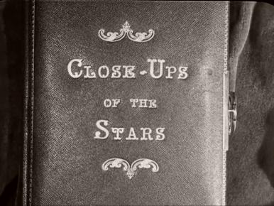 Main title from Close-up of the Stars (1946) (1)