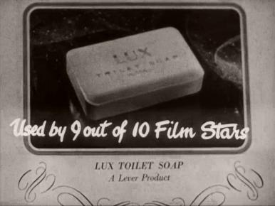 Main title from Close-up of the Stars (1946) (2). Used by 9 out of 10 film stars. Lux toilet soap. A Lever product