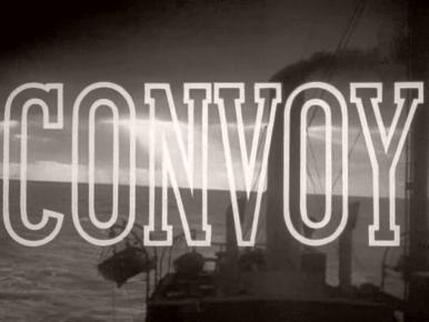 Main title from Convoy (1940) (2)