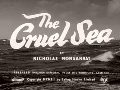 Main title from The Cruel Sea (1953)