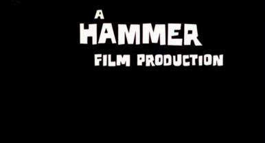 Main title from The Curse of the Werewolf (1961) (2).  A Hammer Film production