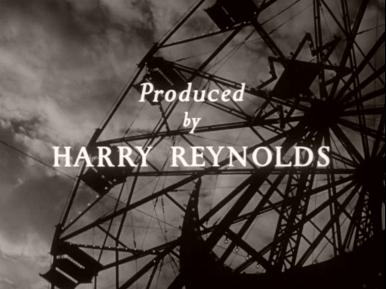 Main title from Double Confession (1950) (9).  Produced by Harry Reynolds