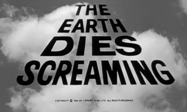 Main title from The Earth Dies Screaming (1964) (2)