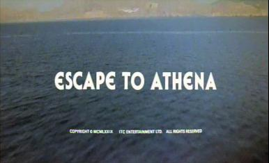 Main title from Escape to Athena (1979) (12)