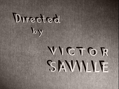 Main title from First a Girl (1935) (2)  Directed by Victor Saville