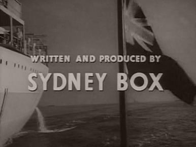 Main title from Forbidden Cargo (1954) (9)
