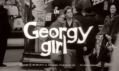 Main title from Georgy Girl (1966) (3)