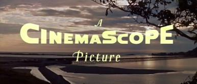 Main title from The Good Companions (1957) (2)  A CinemaScope Picture
