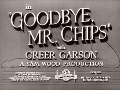 Main title from Goodbye, Mr. Chips (1939)