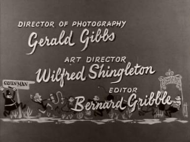 Main title from The Green Man (1956) (6)