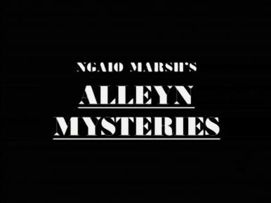 Inspector Alleyn Mysteries (1990-1994) opening credits (1)