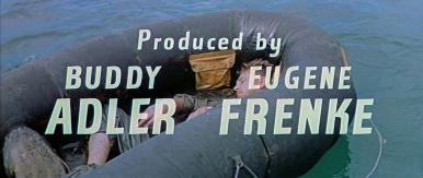 Main title from Heaven Knows, Mr Allison (1957) (12)