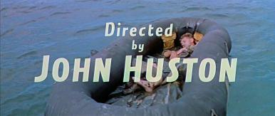 Main title from Heaven Knows, Mr Allison (1957) (13).  Directed by John Huston