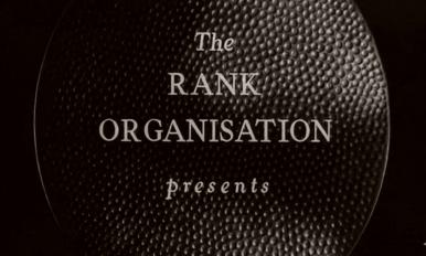 Main title from Hell Drivers (1957) (1).  The Rank Organisation presents