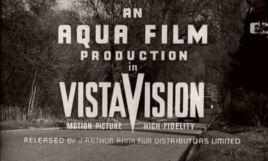Main title from Hell Drivers (1957) (3).  An Aqua Film Production in VistaVision motion picture high fidelity.  Released by J Arthur Rank Film Distributors Ltd