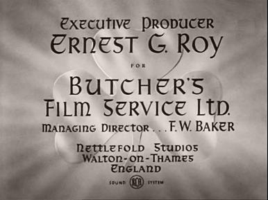 Main title from The Hills of Donegal (1947) (10)