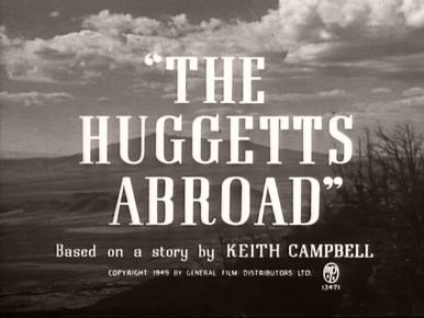 Main title from The Huggetts Abroad (1949) (4)