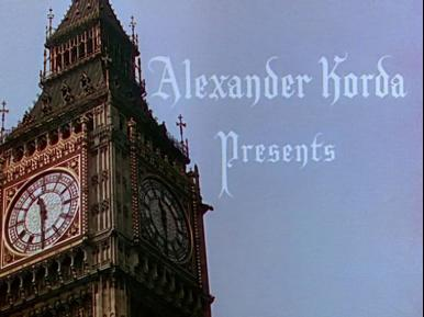 An Ideal Husband (1947) opening credits (1)