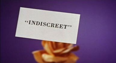 Main title from Indiscreet (1958)