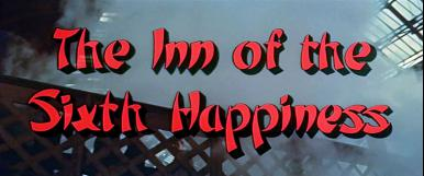 Main title from The Inn of the Sixth Happiness (1958) (8)