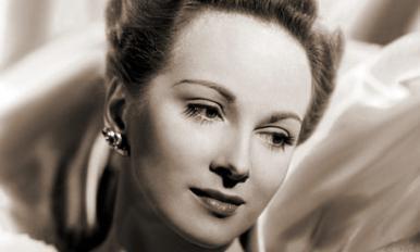 Photograph of Joan Greenwood (63)