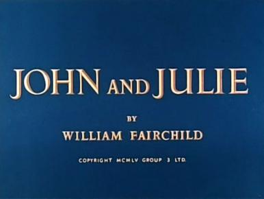Main title from John and Julie (1955)