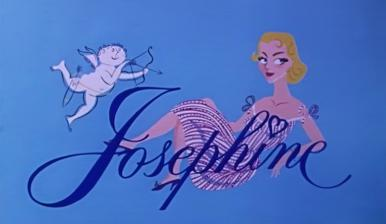Main title from Josephine and Men (1955) (3)