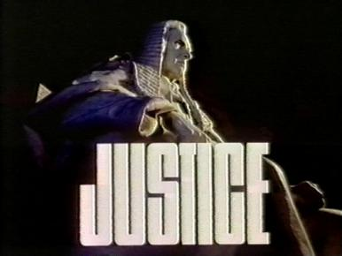 Main title from Justice ()