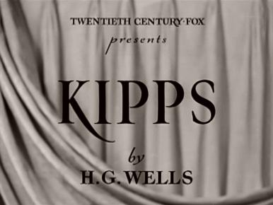 Kipps (1941) opening credits (2)