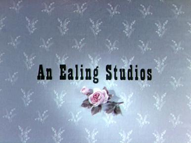 Main title from The Ladykillers (1955) (2).  An Ealing Studios