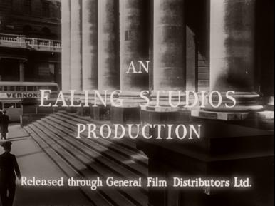 The Lavender Hill Mob (1951) opening credits (2)