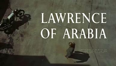 Main title from Lawrence of Arabia (1962) (3)