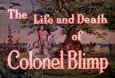 Main title from The Life and Death of Colonel Blimp (1943) (2)