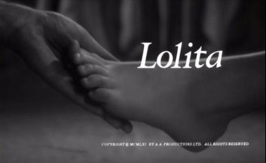 Main title from Lolita (1962)
