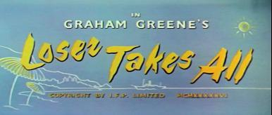 Main title from Loser Takes All (1956) (4)